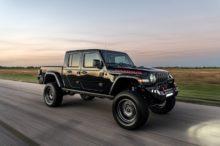 Hennesey Maximus, el Jeep Gladiator de 1.000 CV que encontrarás en Estados Unidos