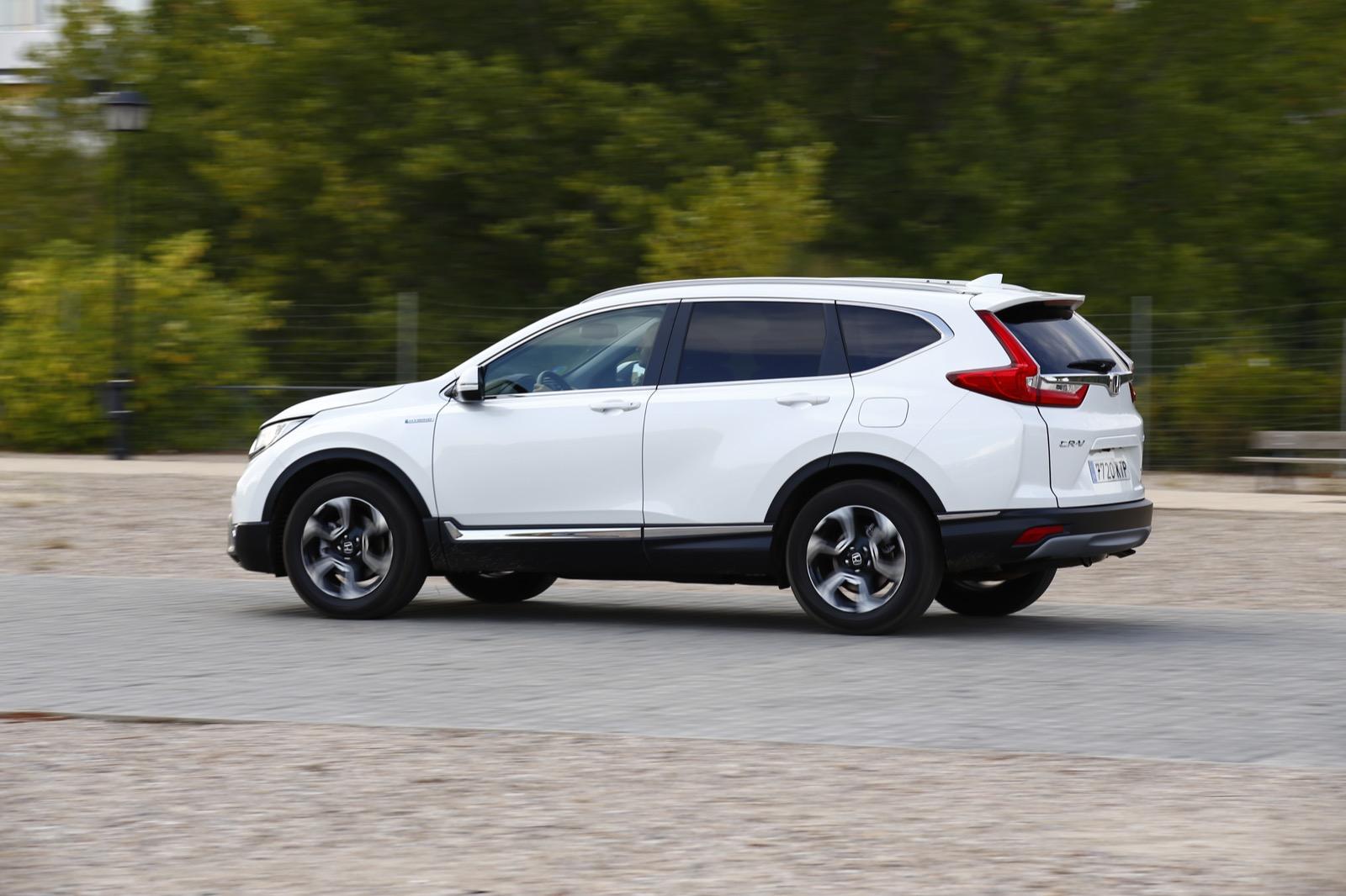Honda Cr V Hibrido 20