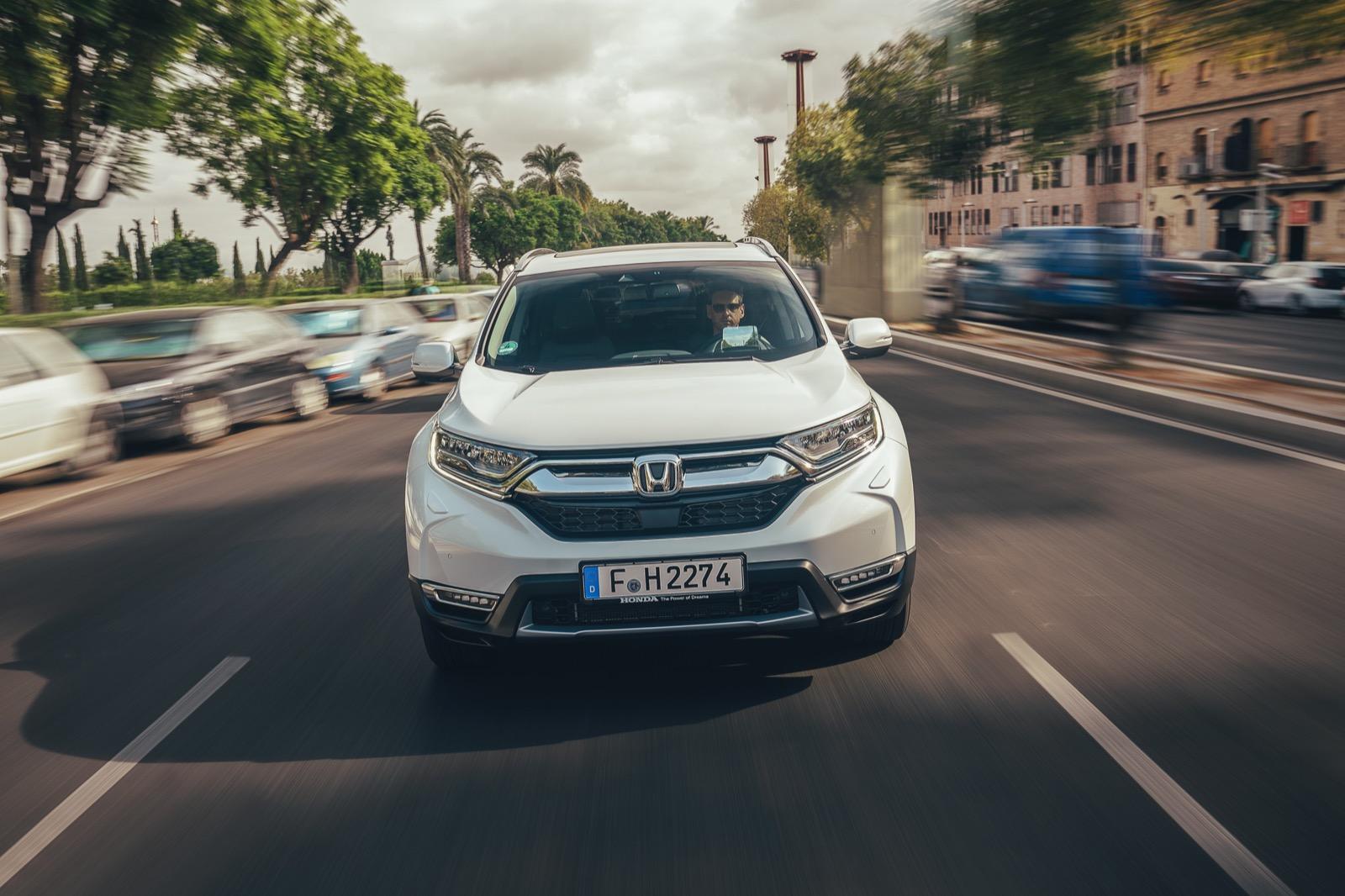 2019 Honda Cr V Hybrid