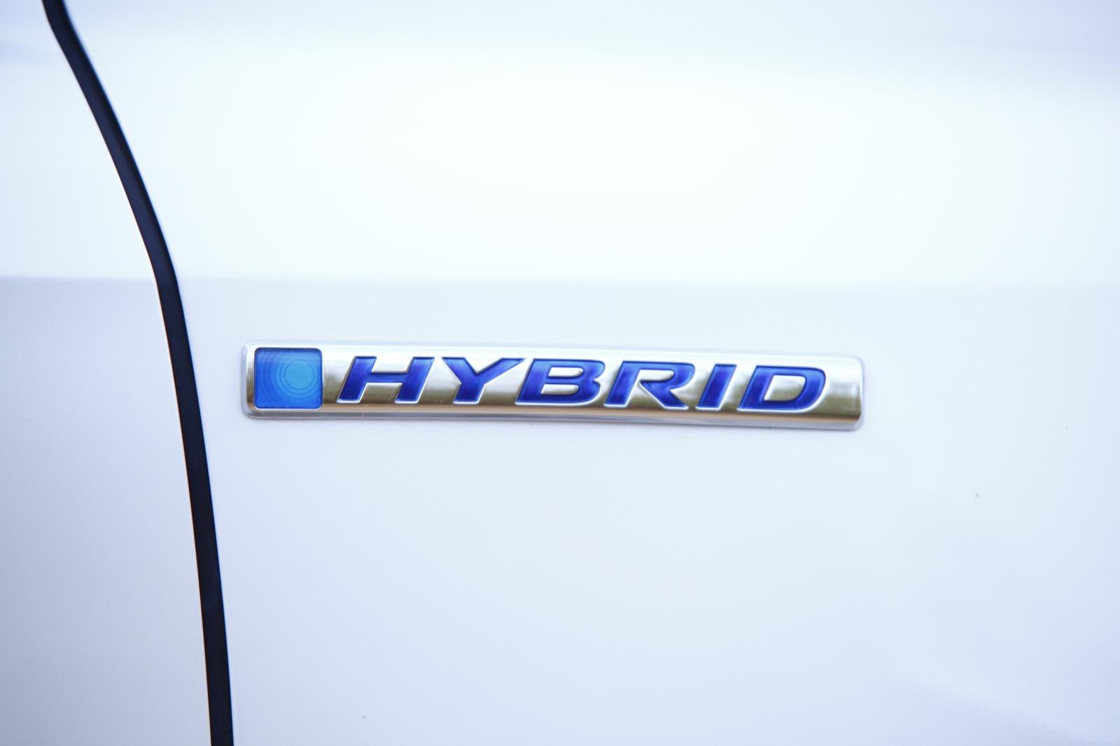 Honda Cr V Hibrido 7