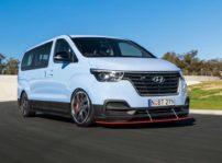 Hyundai Imax N Drift Bus 1