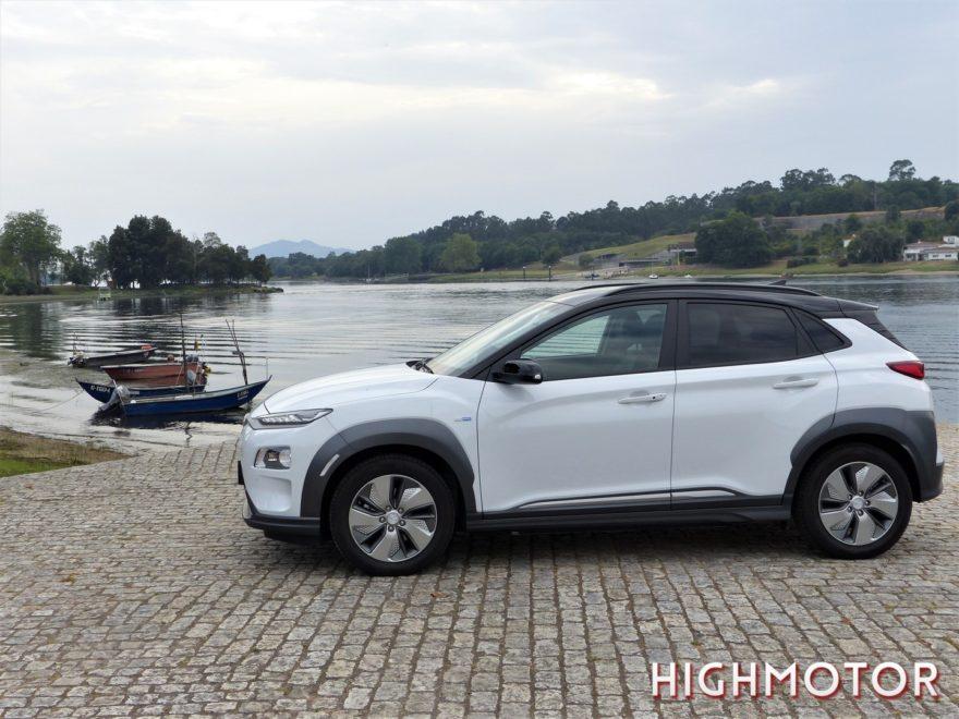 Hyundai Kona Ev 108