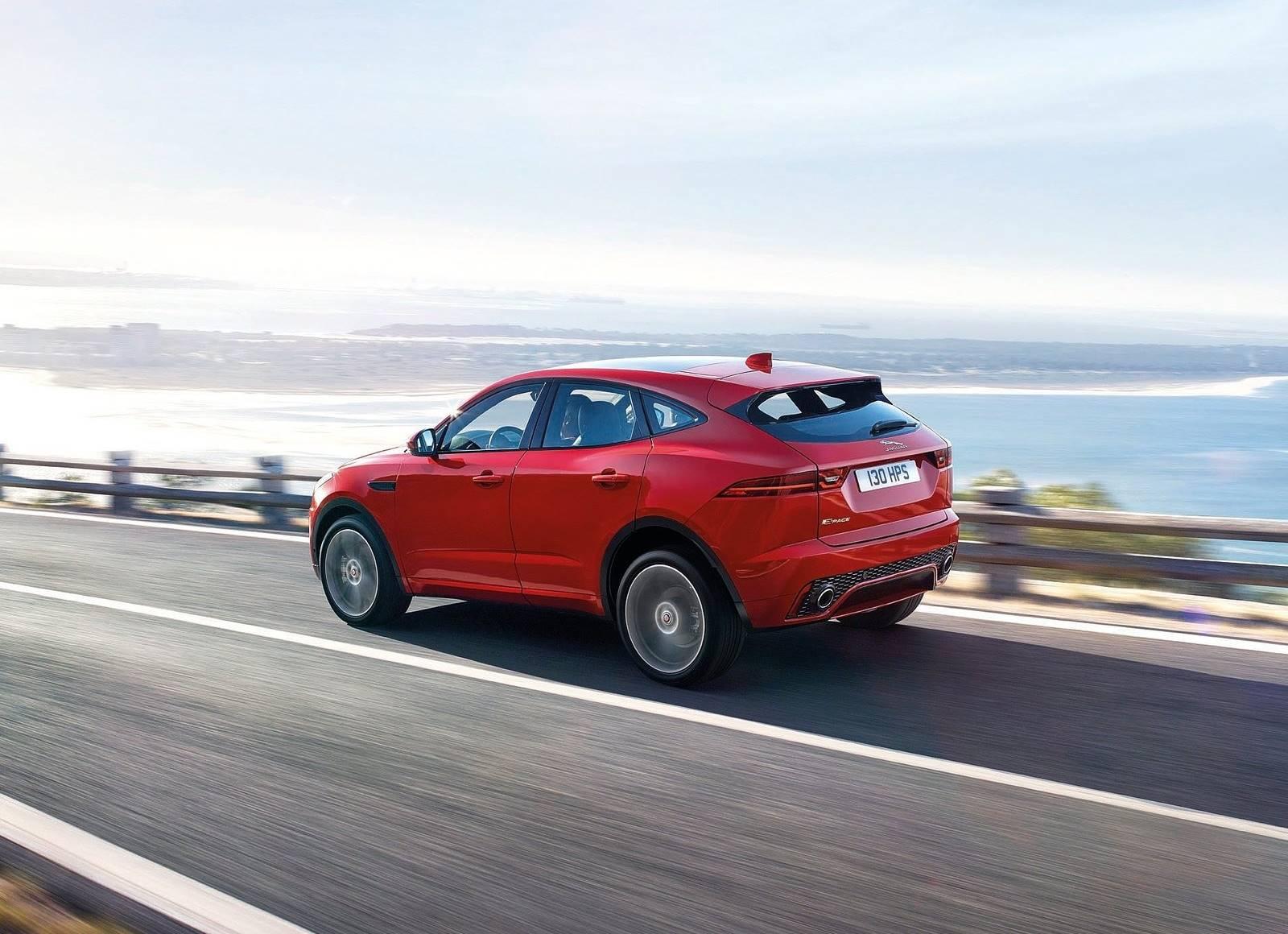Jaguar E Pace en oferta