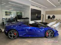 Lamborghini Barcelona 2