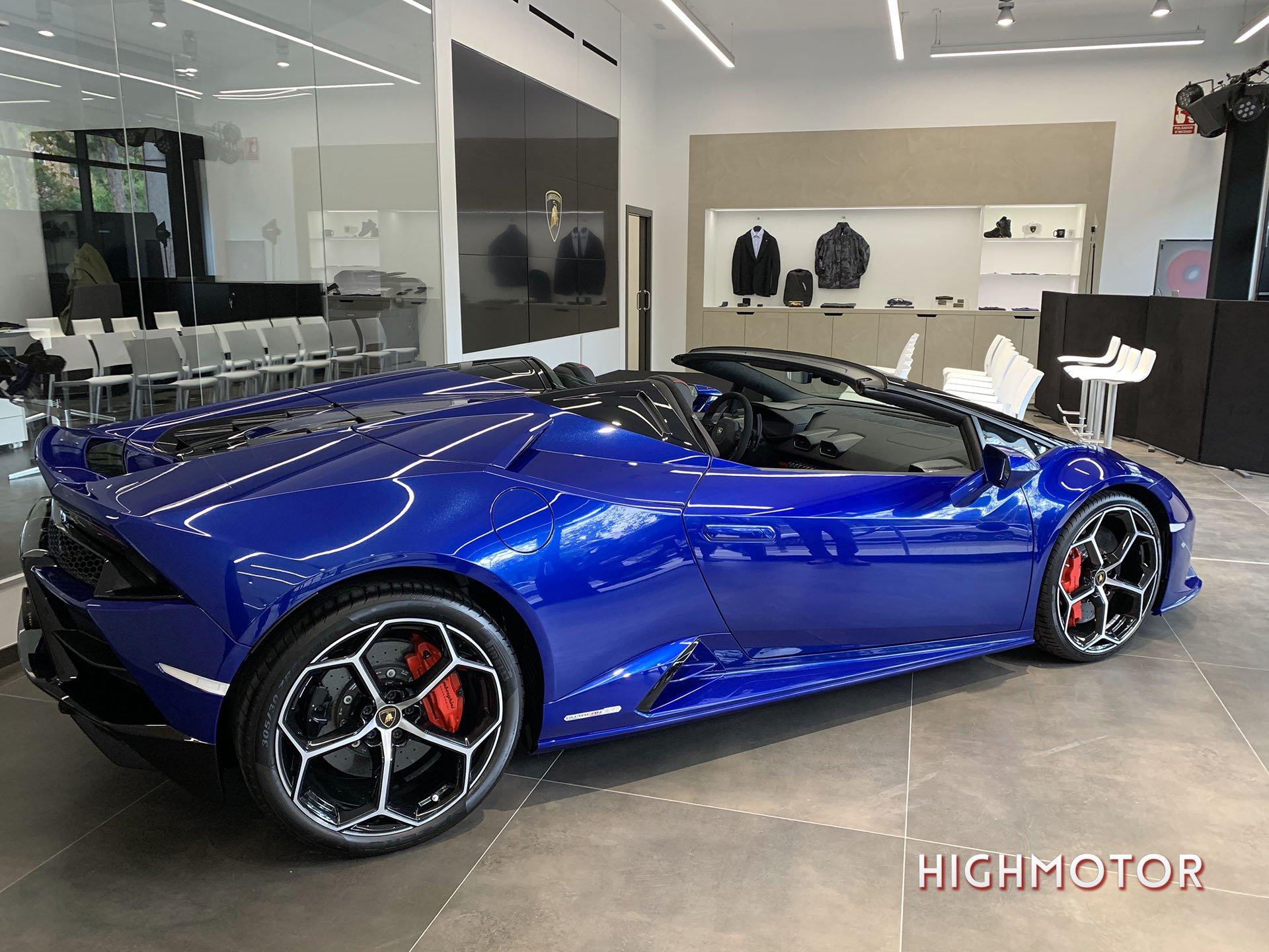 Lamborghini Barcelona 3