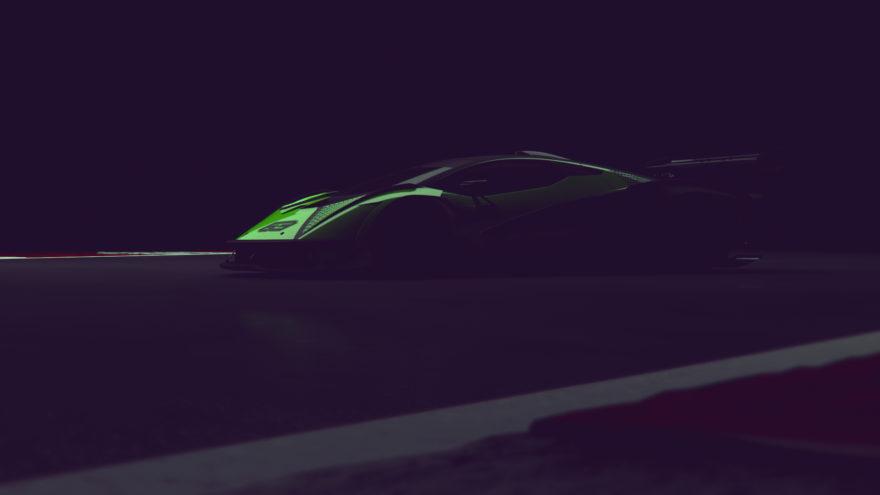 Lamborghini Hyperdeportivo 1