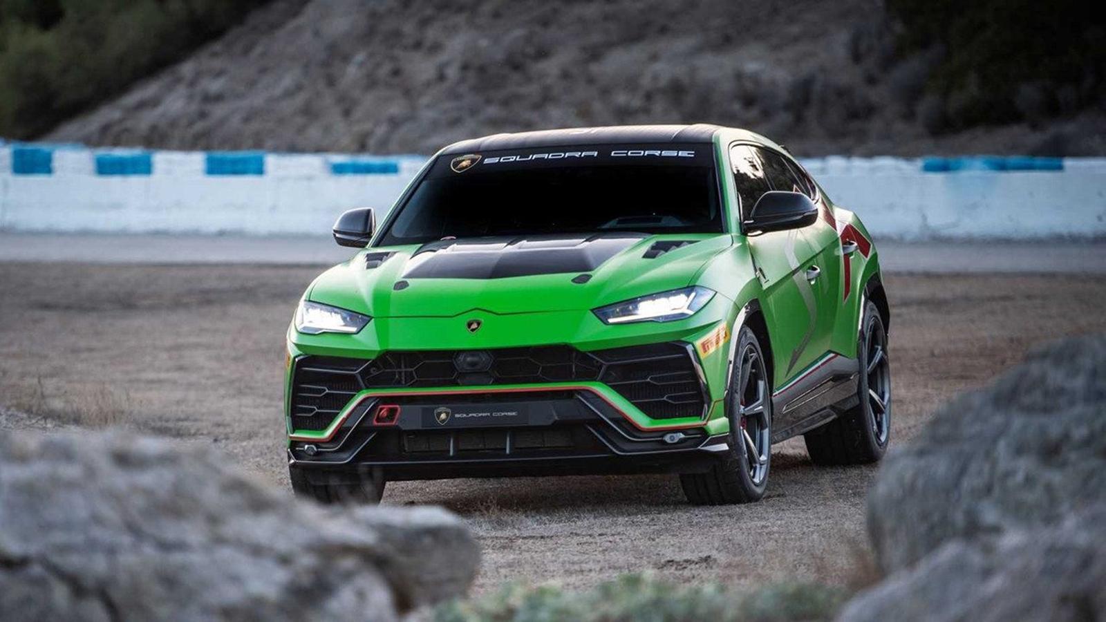 Lamborghini Urus St X (1)