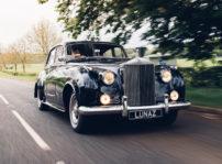 Lunaz Rolls Royce Phantom V Jaguar Xk120 Electricos (1)