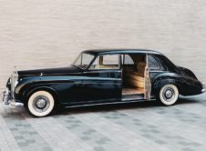 Lunaz Rolls Royce Phantom V Jaguar Xk120 Electricos (6)