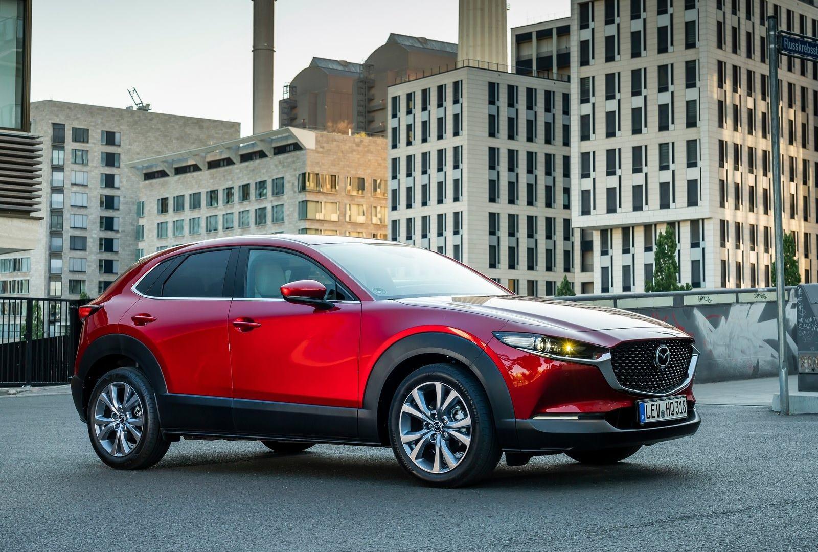 Mazda Cx 30 Skyactive X (6)