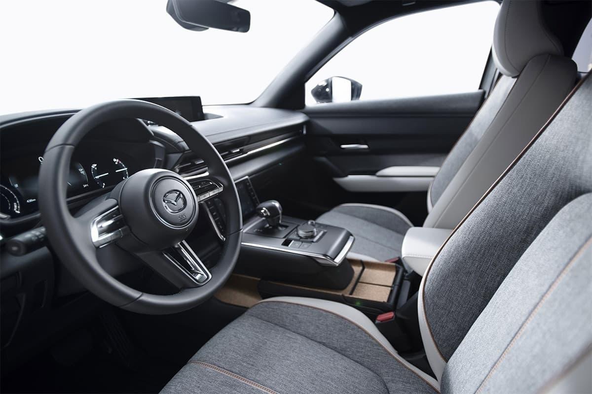 Mazda Mx 30 Electrico 9