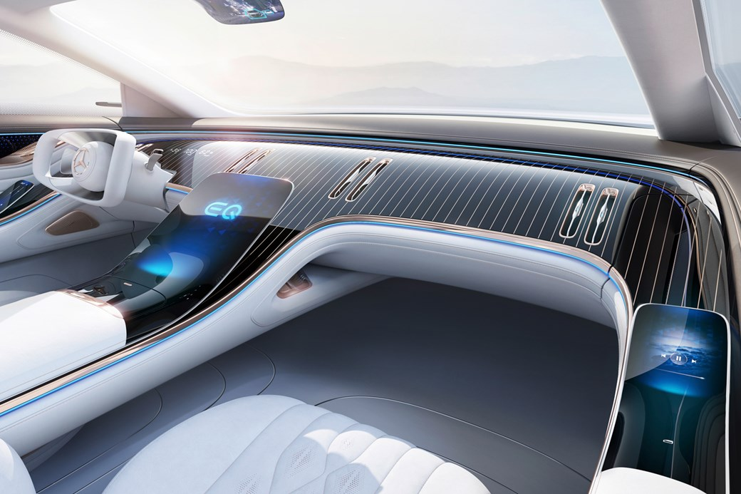 Mercedes Eqs Coche Del Futuro 3
