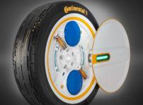 Llega el neumático que adapta la presión de las ruedas para que consumas menos