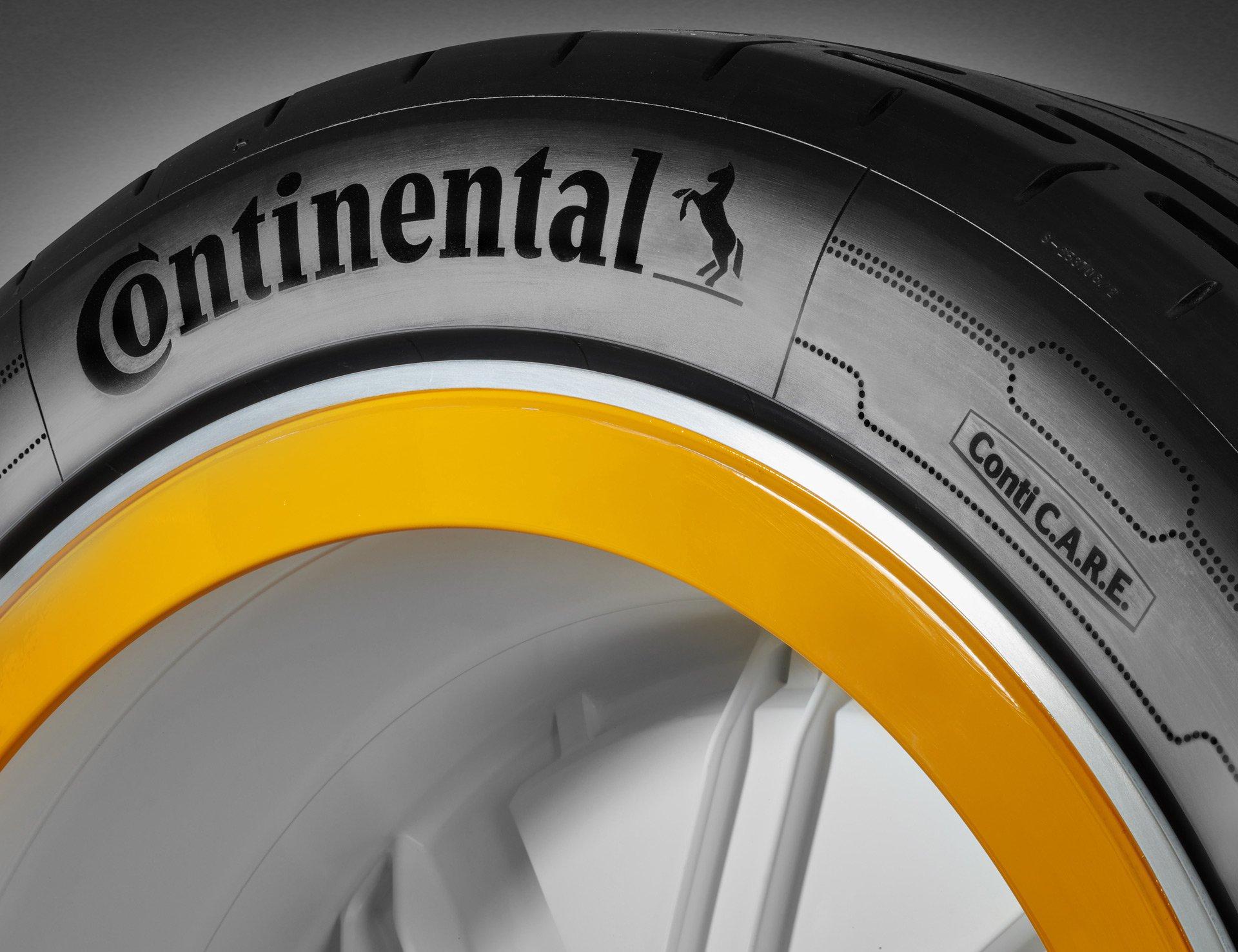 Neumatico Continental Infla Solo 5