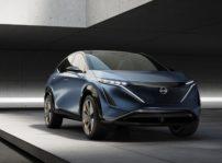 Nissan Ariya Concept Presentacion