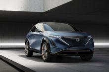 Nissan Ariya, el nuevo SUV eléctrico japonés que competirá con el Qashqai