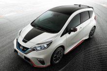 Nissan Note Nismo Black Limited Edition: más picante para el pequeño MPV japonés