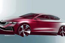 El nuevo Skoda Octavia nos saluda en forma de boceto con un diseño más deportivo y elegante
