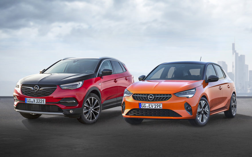 Opel Coches Electricos 1