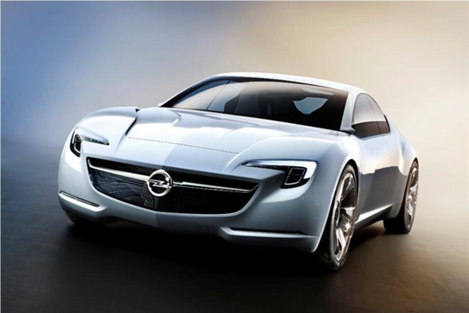 Opel Flextreme (2007)