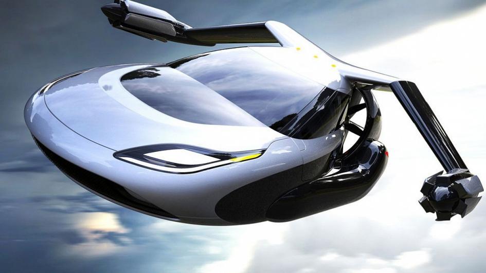 Porsche Coche Volador 3