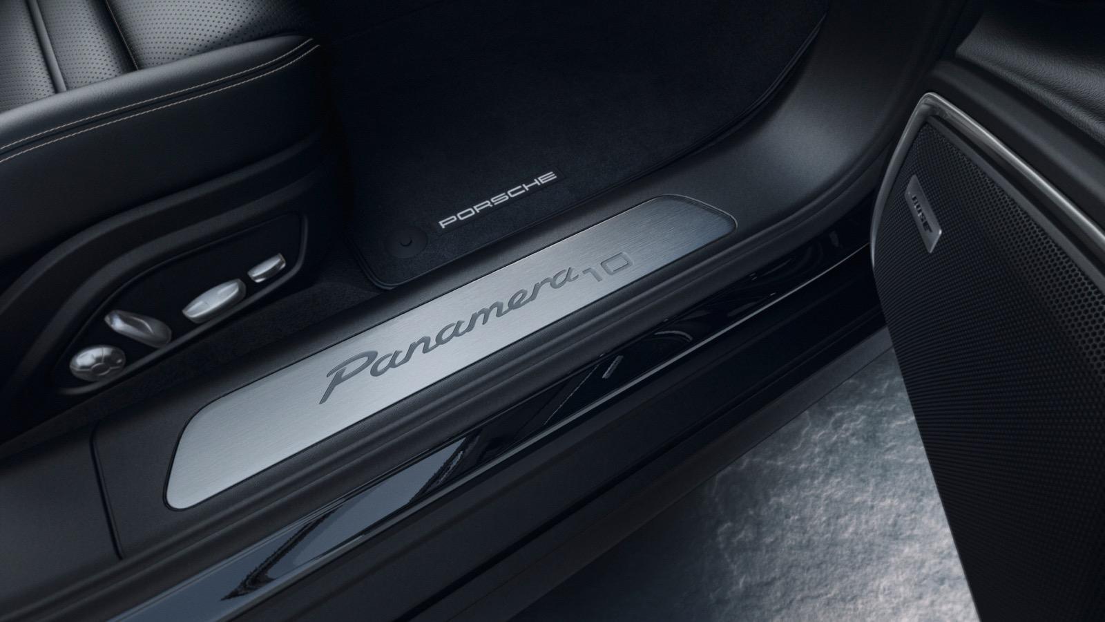 Porsche Panamera 10 Years Edition 1