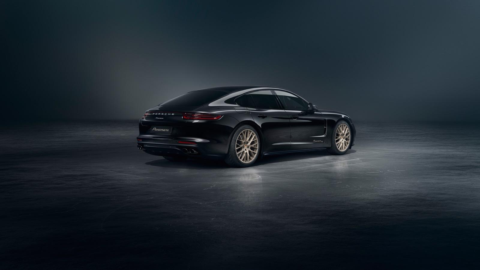Porsche Panamera 10 Years Edition 6