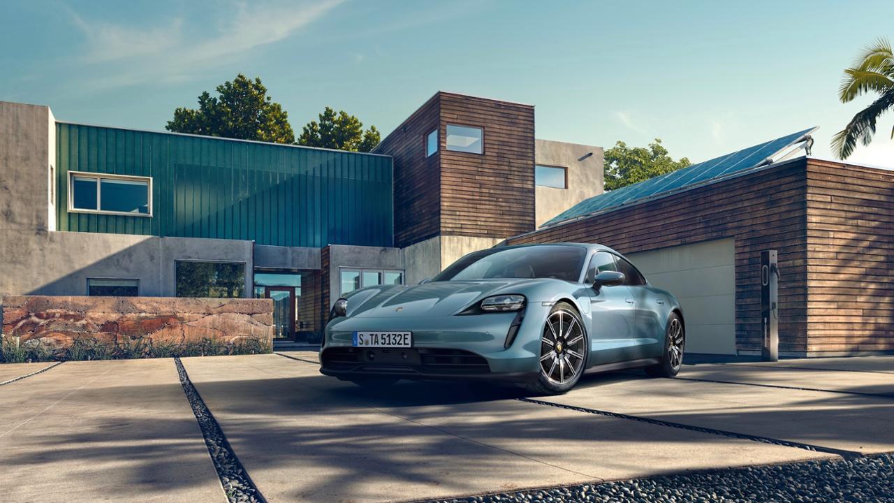 Porsche Taycan 4s 1