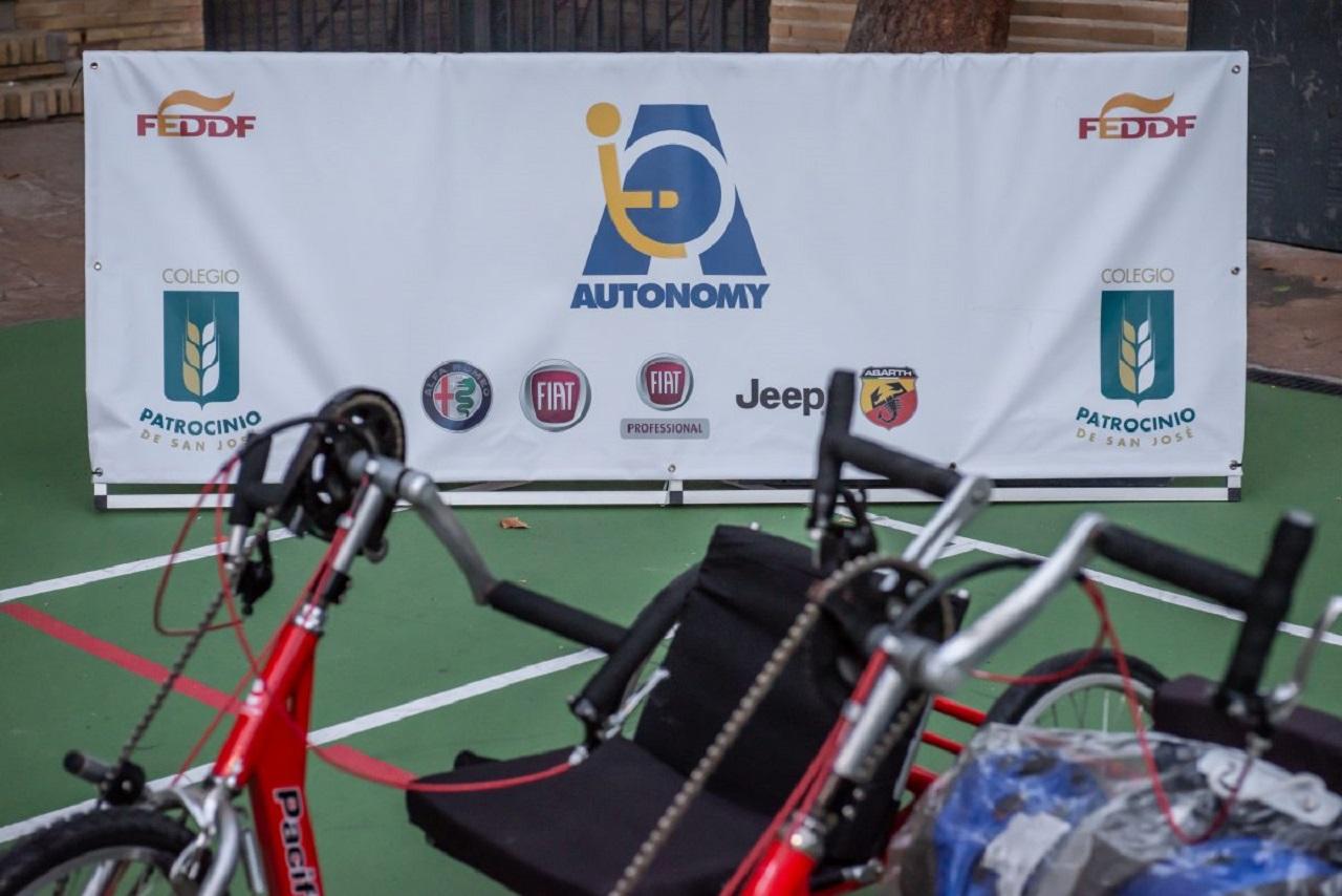 Programa Autonomy Fca Colegio Octubre