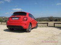 Prueba Fiat 500x Sport4