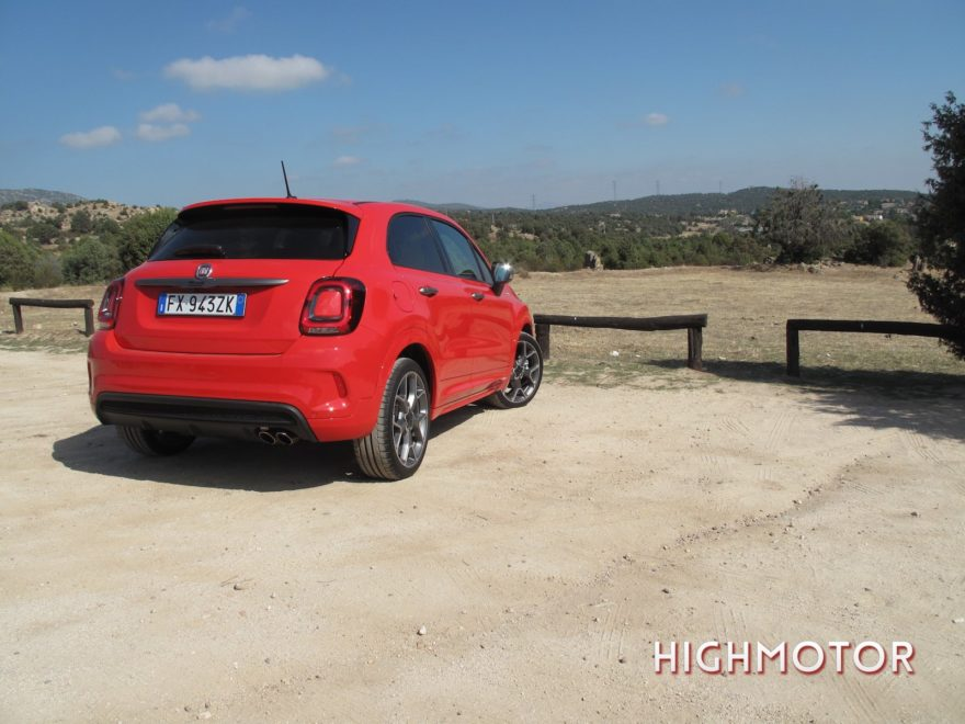 Prueba Fiat 500x Sport5