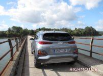 Prueba Hyundai Kona Hybrid4