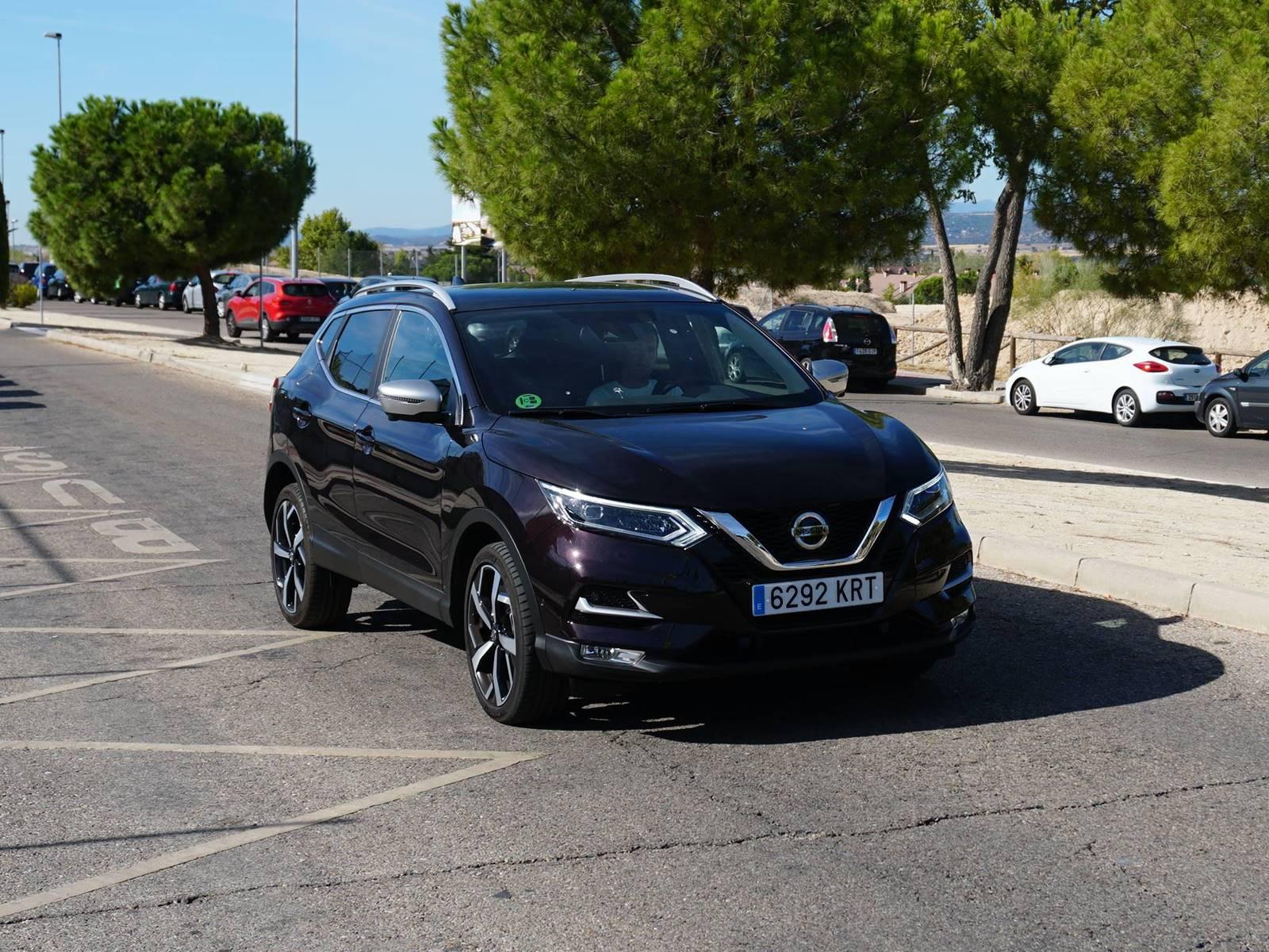 Prueba Nissan Qashqai (1)