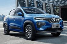 Renault City K-ZE, el pequeño urbano eléctrico que la marca se trae de China