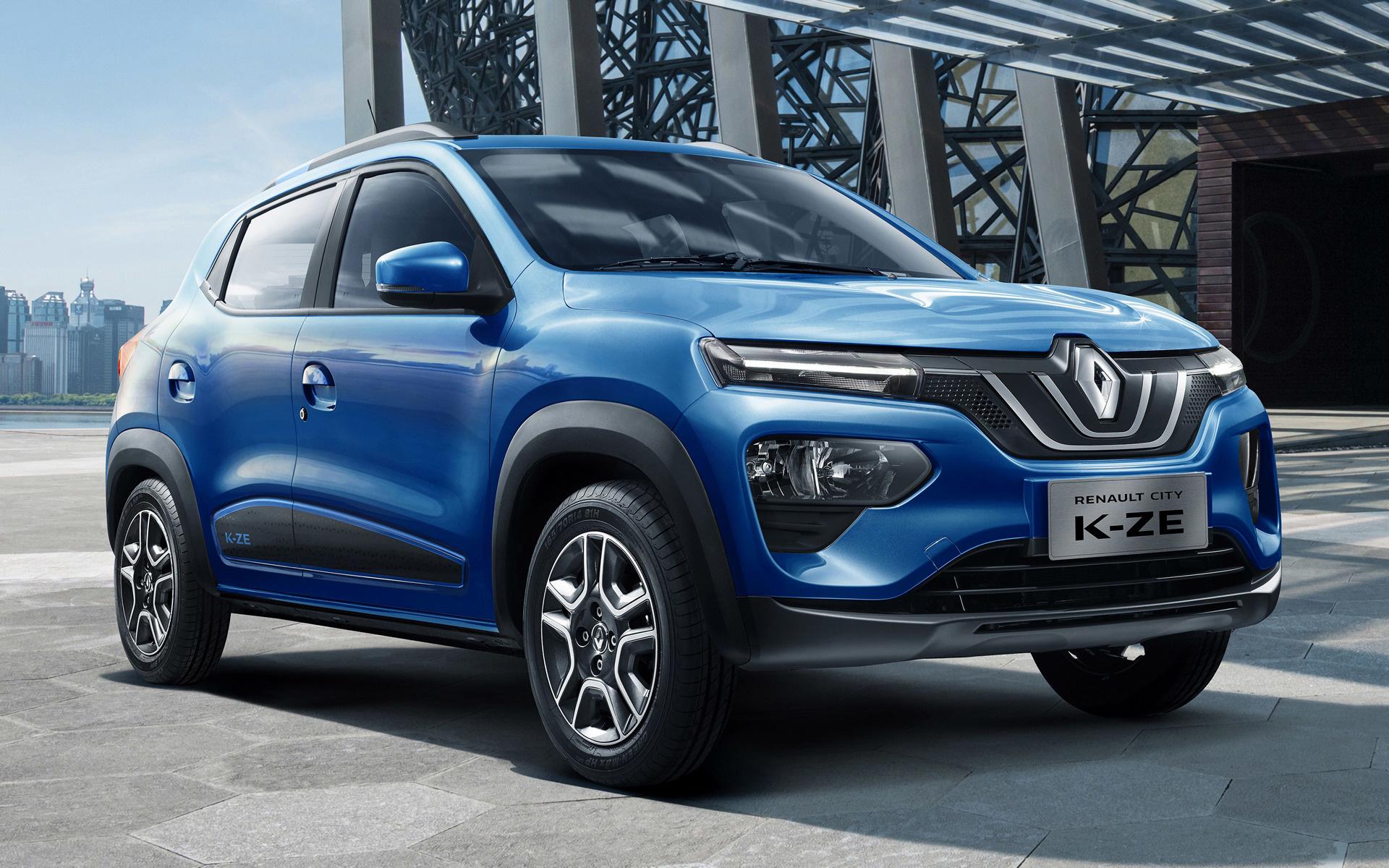 Renault City K Ze China