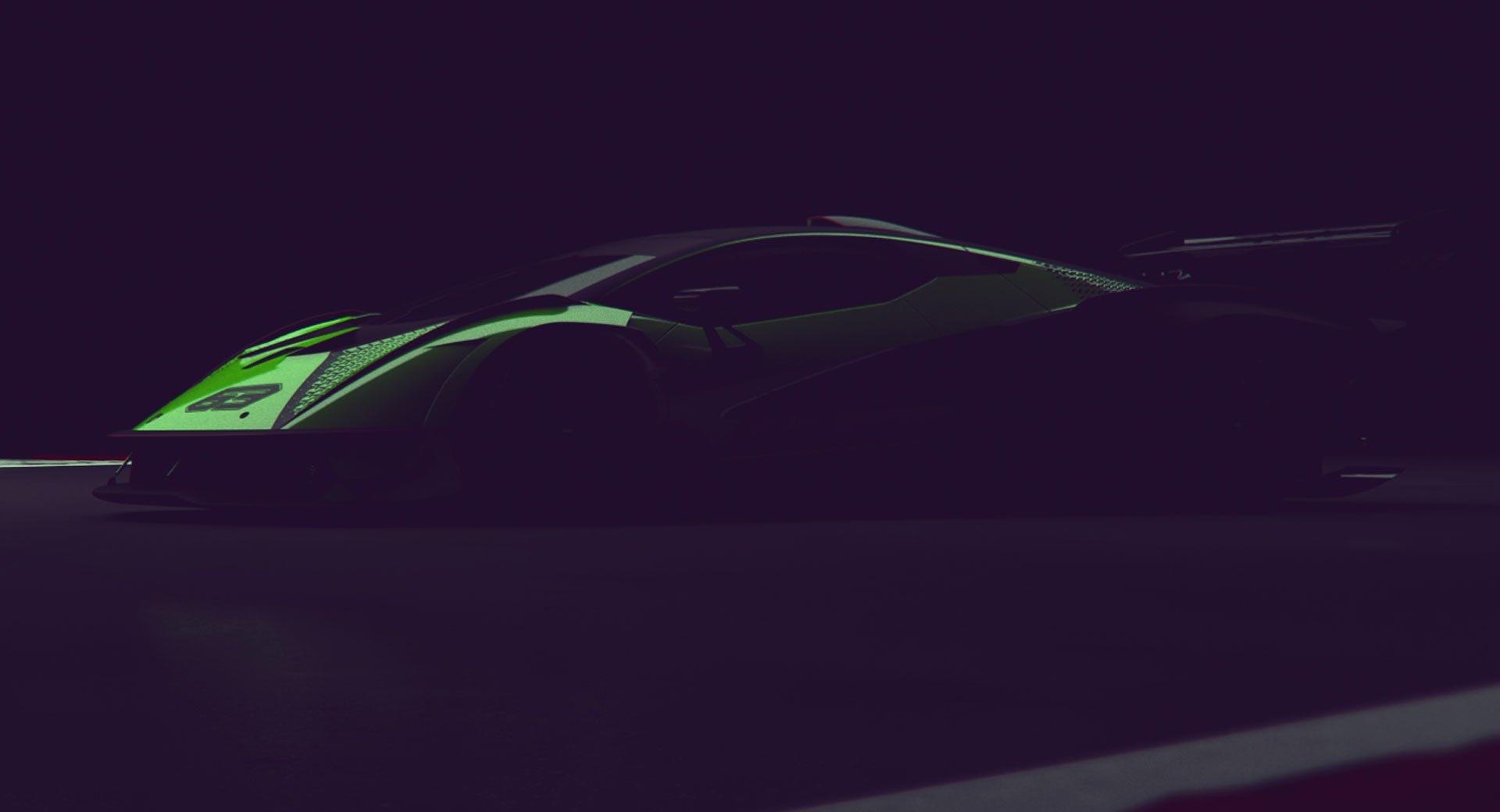 Superdeportivo Lamborghini Svr Circuito 2021 1