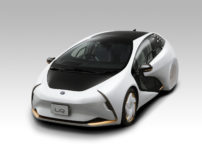 Toyota Autonomo