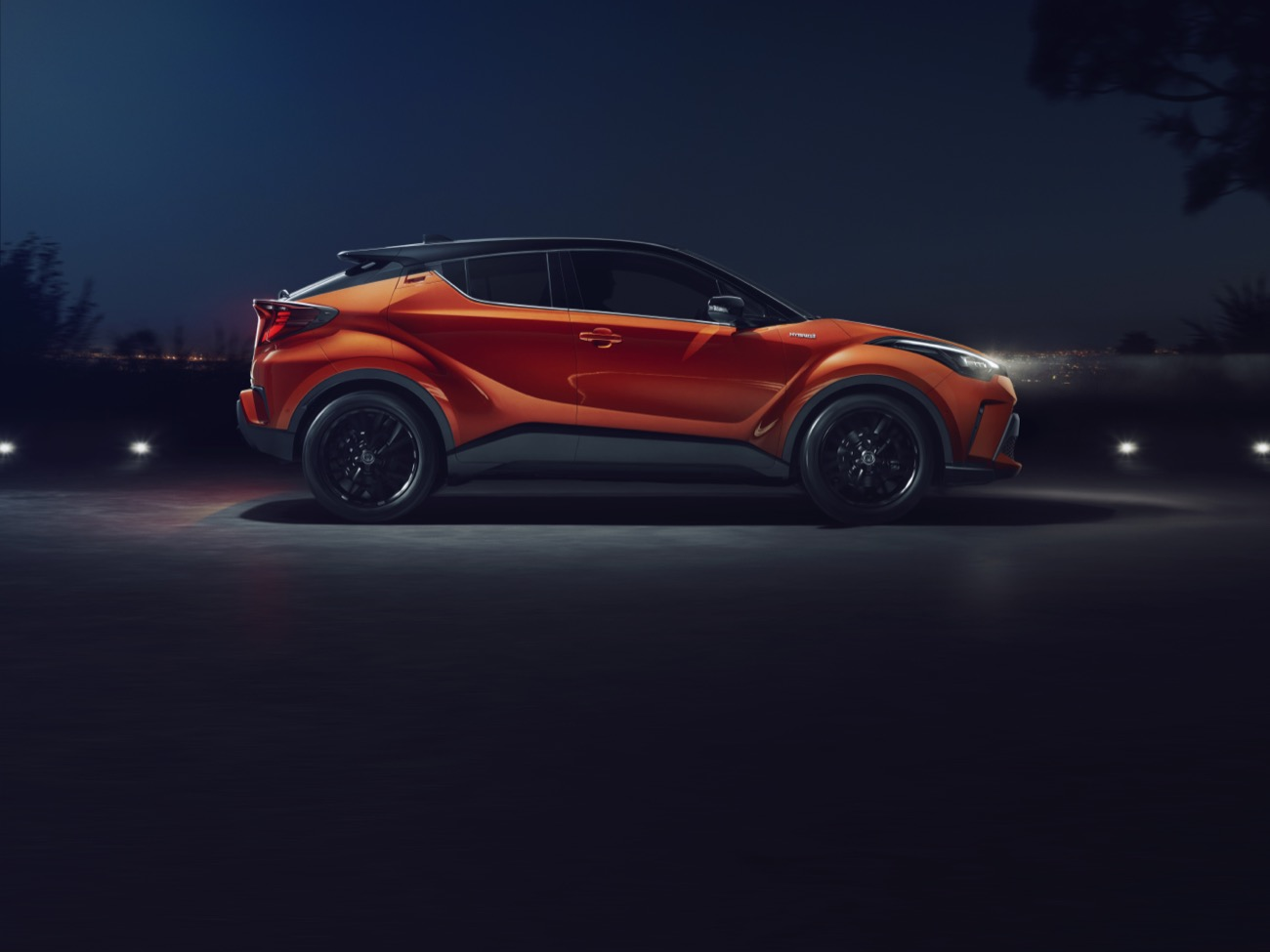 Toyota C Hr 2020 7