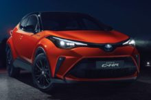 El Toyota C-HR se actualiza en 2020 con hasta 184 CV y mejoras estéticas