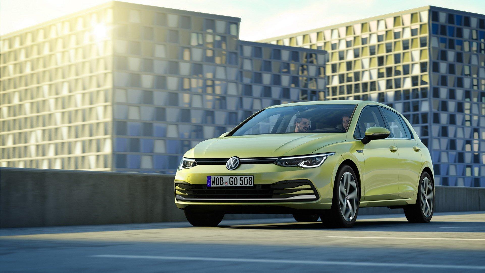 Volkswagen Golf 2019 Octava Generacion Nuevo 1