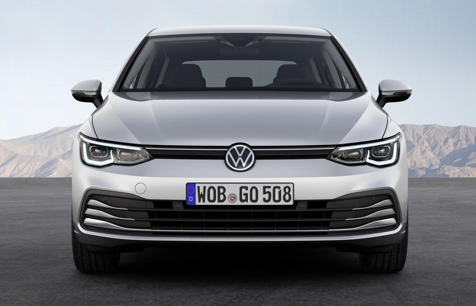 Volkswagen Golf 2019 Octava Generacion Nuevo 19