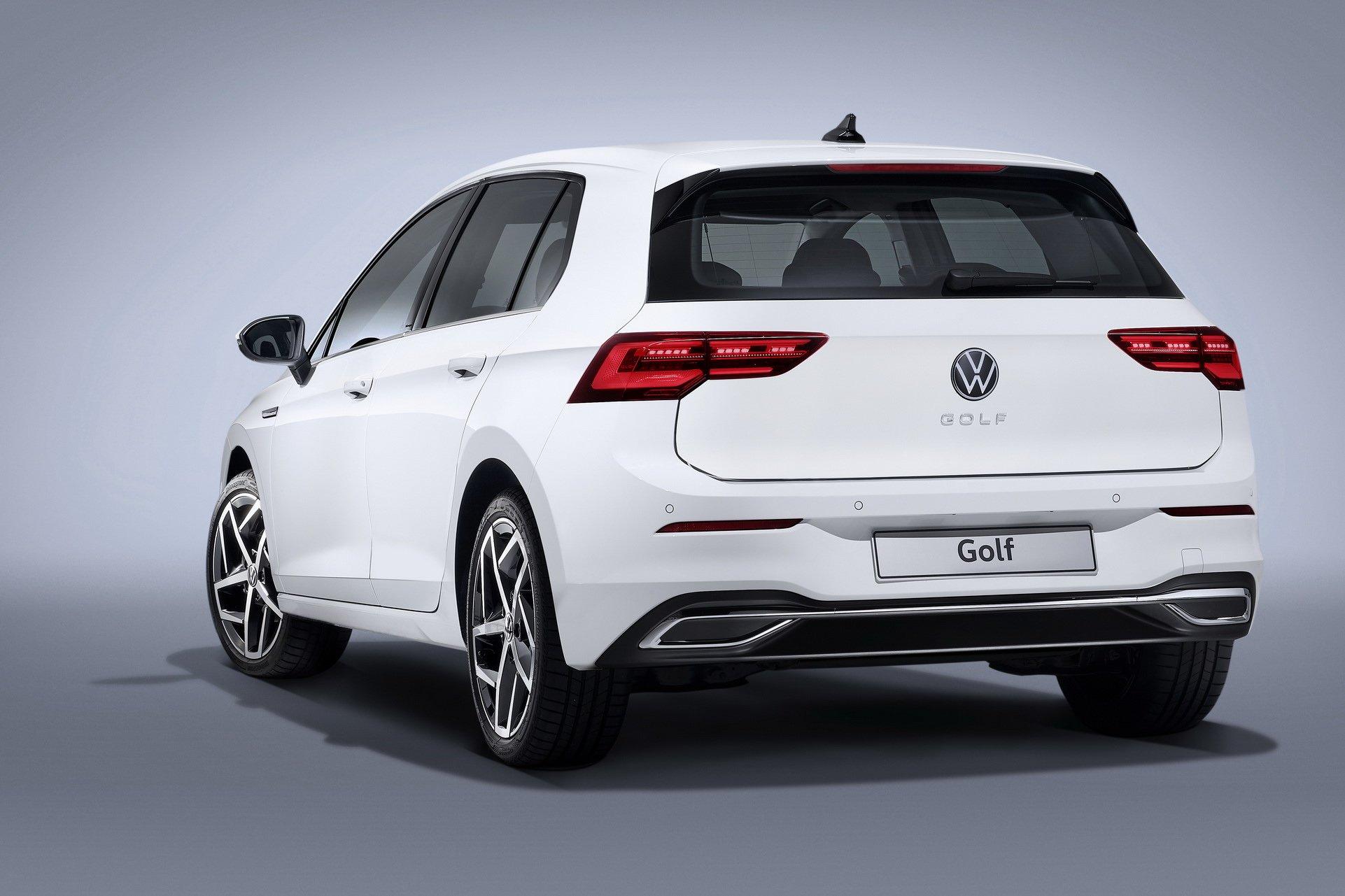 Volkswagen Golf 2019 Octava Generacion Nuevo 25
