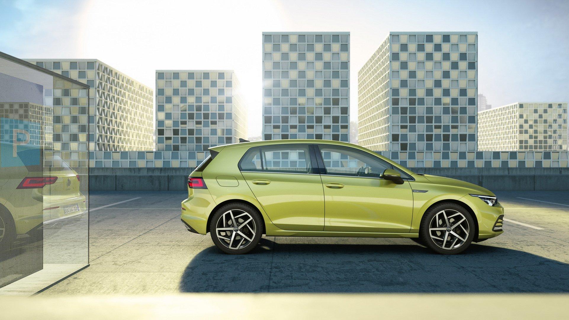 Volkswagen Golf 2019 Octava Generacion Nuevo 4