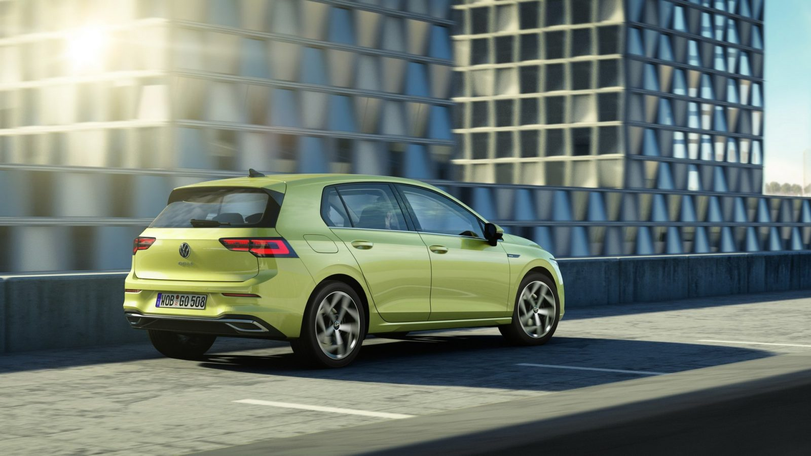 Volkswagen Golf 2019 Octava Generacion Nuevo 5