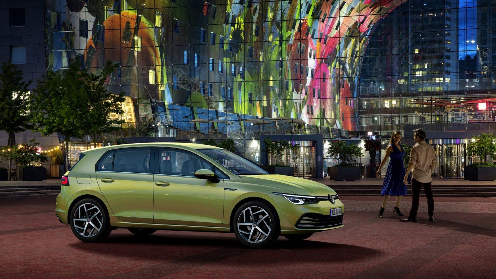 Volkswagen Golf 2019 Octava Generacion Nuevo 9
