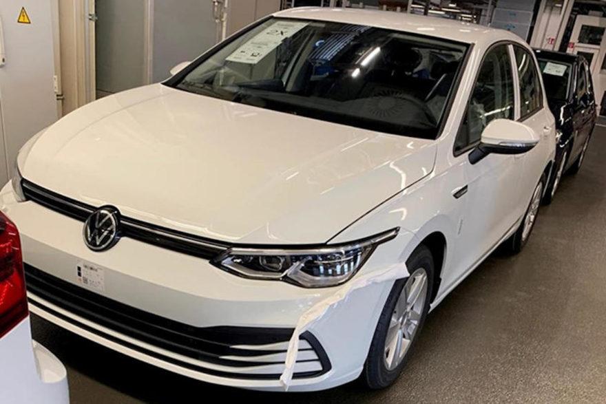 Volkswagen Golf 8 Filtracion 1