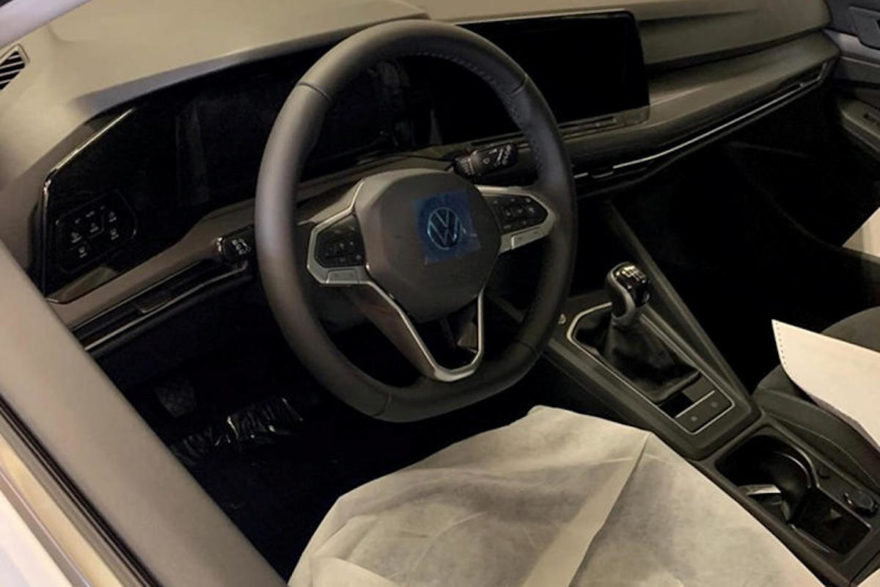 Volkswagen Golf 8 Filtracion 2