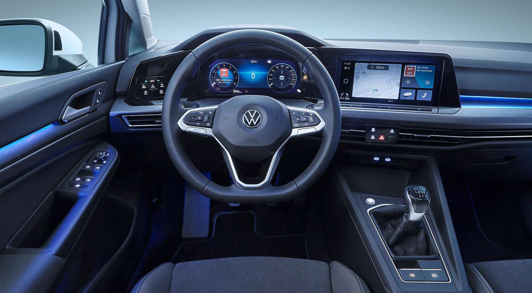 Volkswagen Golf Mk8 Presentacion (4)