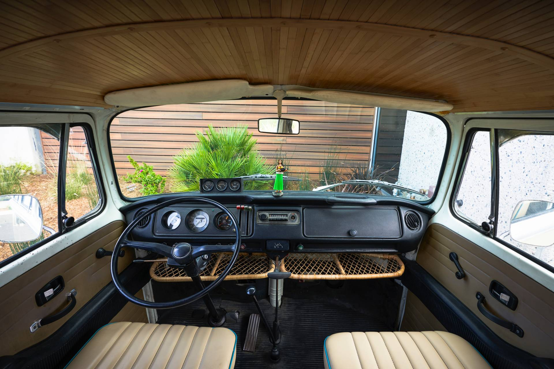 1972 Volkswagen Type 2 Bus With E Golf Electric Powertrain 9