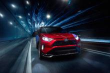 Toyota RAV4 Prime PHEV se convertirá en el SUV más potente de la familia electrificada